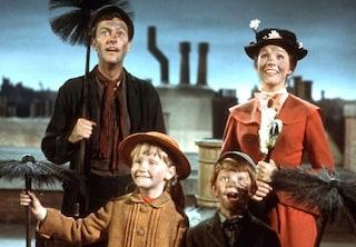 """55 anni fa usciva """"Mary Poppins"""", cult inimitabile ricco di valori universali sempre validi"""