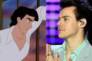 """Harry Styles non sarà Eric ne La sirenetta: """"Il cantante ha rifiutato il ruolo"""""""