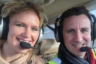 Tragedia in volo: muoiono in Italia Jonathan Goldstein, sua moglie e la figlia di sette mesi