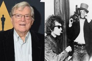 Addio a D.A. Pennebaker, morto il documentarista premio Oscar che filmò Bob Dylan