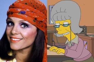 È morta Valerie Harper, voce dei Simpson e storica attrice di sit-com americane
