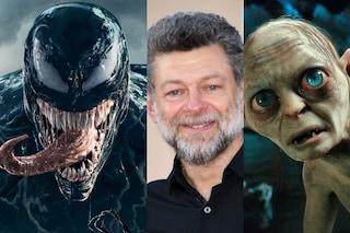 Arriva Venom 2: il regista è Andy Serkis, il Gollum de Il Signore degli Anelli