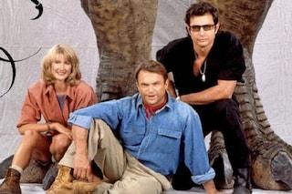Jurassic World 3, torna il cast originale di Jurassic Park: Laura Dern, Sam Neill e Jeff Goldblum