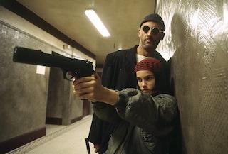 """25 anni fa usciva """"Léon"""", capolavoro assoluto di Luc Besson con Jean Reno e Natalie Portman"""