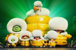 """In """"Angry Birds 2"""", gli uccelli arrabbiati e i maialini si uniscono contro una minaccia comune"""