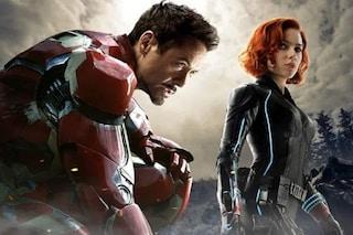 """Iron Man torna al cinema, il Tony Stark di Robert Downey Jr. sarà in """"Vedova Nera"""""""