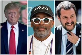 """Spike Lee attacca la politica: """"Salvini e Trump demonizzano gli immigrati per poi liberarsene"""""""