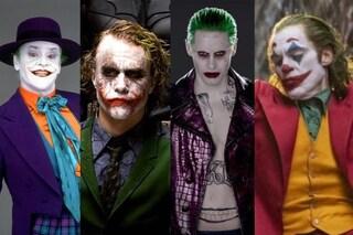Tutti gli attori che sono stati Joker al cinema