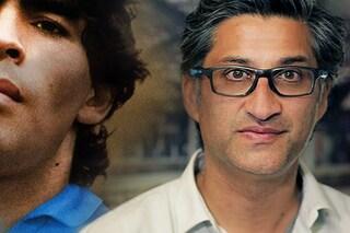 """Il premio Oscar Asif Kapadia sul suo Maradona: """"Diego è invecchiato, ma è ancora vivo"""""""