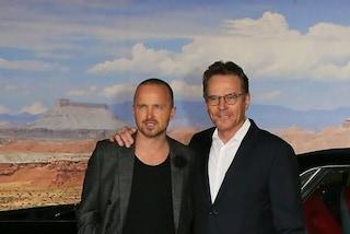 El Camino, alla prima c'è tutto il cast di Breaking Bad: grande mistero sul ruolo di Bryan Cranston