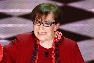 """Franca Valeri, 99 anni d'amore per il teatro: """"MeToo? Esagerato, avance non sono mai indesiderate"""""""