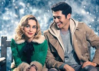 Last Christmas: trailer, trama e curiosità della favola di Natale con Emilia Clarke e Henry Golding