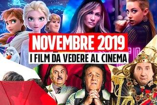 Tutti i film in uscita al cinema a novembre 2019