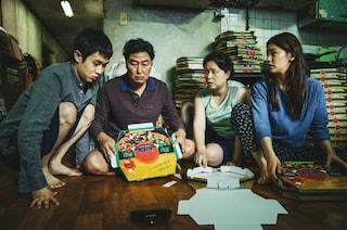 Parasite: trama, trailer e curiosità del film vincitore della Palma d'oro a Cannes 2019