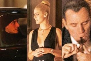 Diabolik, le prime immagini dal set con Miriam Leone, Luca Marinelli e Valerio Mastandrea