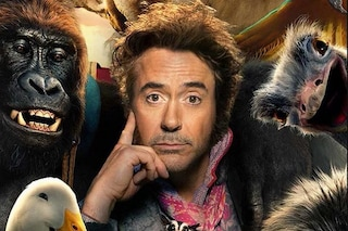 Il trailer di Dolittle, Robert Downey Jr. torna al cinema dopo la morte di Iron Man in Avengers