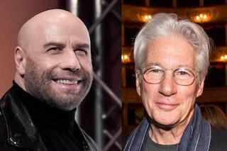 """John Travolta: """"Mai un grazie da Richard Gere, ha avuto successo coi film che io ho rifiutato"""""""