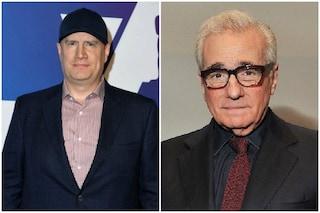 """Kevin Feige, direttore della Marvel risponde a Martin Scorsese: """"Tutti vedono l'arte diversamente"""""""