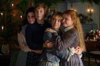 Piccole donne esce il 9 gennaio 2020: foto e video del film con Emma Watson e Meryl Streep