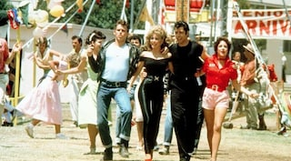 Grease, venduto all'asta il vestito di pelle di Olivia Newton John