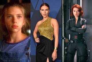 I 35 anni di Scarlett Johansson, da bimba prodigio di Hollywood a Vedova Nera degli Avengers