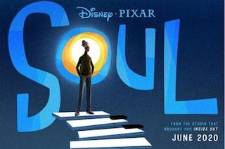 Soul, il primo teaser del film Disney Pixar che arriverà nelle sale a giugno 2020