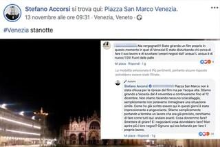 """Polemiche a Venezia per il film di Stefano Accorsi: """"Fuori dalle palle!"""", lui: """"Cosa dovremmo fare?"""""""