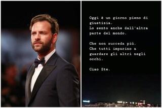 """Alessandro Borghi ricorda Stefano Cucchi: """"Che non succeda più, impariamo a guardarci negli occhi"""""""