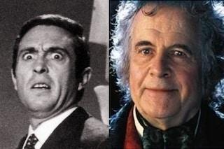 Morto Vittorio Congia, attore e doppiatore: era la voce di Bilbo de Il Signore degli anelli