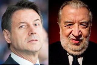 """Pupi Avati: """"Il premier Conte in un mio film farebbe il direttore di un ristorante di classe"""""""