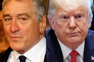 """Robert De Niro: """"Trump è un pericolo per il mondo, ma arriverà un altro peggiore di lui"""""""