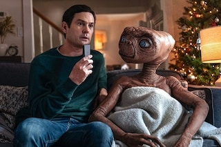 E.T. torna sulla Terra e incontra Elliott adulto, il seguito del film di Spielberg in uno spot