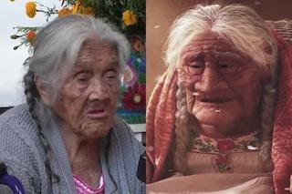 Maria Salud Ramirez è la vera Nonna Coco, ha 105 anni e vive in un paesino del Messico