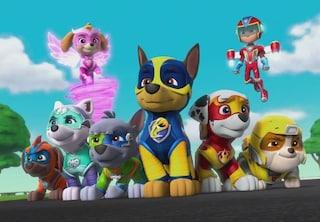 Paw Patrol Mighty Pups: trama, trailer e curiosità del film d'animazione con i famosi cuccioli