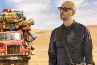 """""""Tolo Tolo"""": ecco il poster del nuovo film di Checco Zalone, in sala dal 1 gennaio"""