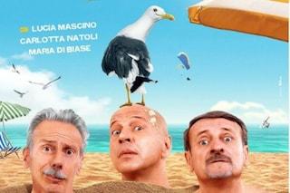 """Aldo, Giovanni e Giacomo tornano al cinema, ecco il trailer del loro ultimo film """"Odio l'estate"""""""