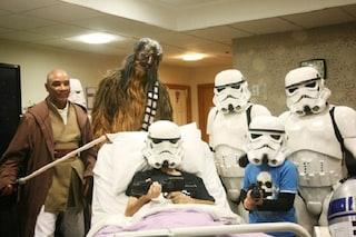 Fan di Star Wars malato terminale vede L'ascesa di Skywalker prima che sia troppo tardi