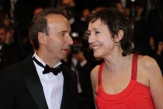 """Nicoletta Braschi: """"Tra me e Roberto Benigni ci fu subito una forte intesa, amavamo le stesse cose"""""""