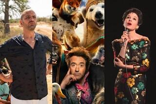 Tutti i film in uscita al cinema a Gennaio 2020