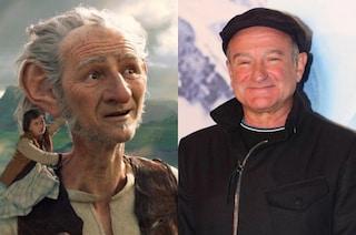 Il GGG – Il Grande Gigante Gentile: il protagonista principale doveva essere Robin Williams