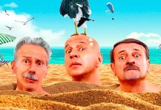 Odio l'estate: trama, trailer e curiosità del nuovo film con Aldo, Giovanni e Giacomo