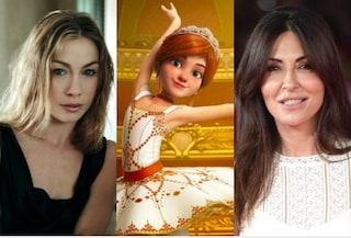 Ballerina: tra i doppiatori italiani ci sono Sabrina Ferilli, Eleonora Abbagnato e Federico Russo