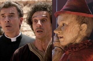 Il cinema italiano trionfa a Natale: Ficarra e Picone e Pinocchio meglio di Jumanji e Star Wars