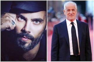 """Marco D'Amore al cinema con L'Immortale: """"Toni Servillo mi disse di aprirmi una pizzeria"""""""