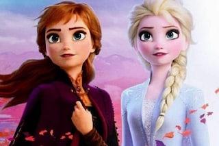 Frozen 2 vola al cinema, incassi da 7 milioni per il film Disney