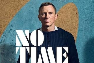 No Time To Die, il primo trailer italiano dell'ultimo 007