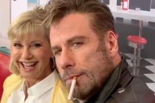 "Grease, Olivia Newton-John e la reunion con John Travolta: ""Dopo tanta sofferenza, ora sono felice"""