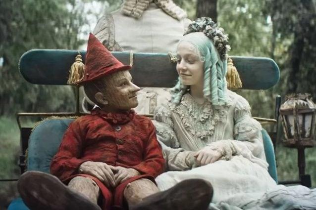 Pinocchio è il film più visto a Santo Stefano, Matteo Garrone torna in cima al box office