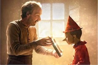 """Roberto Benigni: """"Non ricordo chi ne ha fatto un altro, ma il Pinocchio di Garrone è bellissimo"""""""