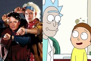 """Cristopher Lloyd: """"Ritorno al Futuro 4 non si farà, ma sogno un crossover con Rick and Morty"""""""